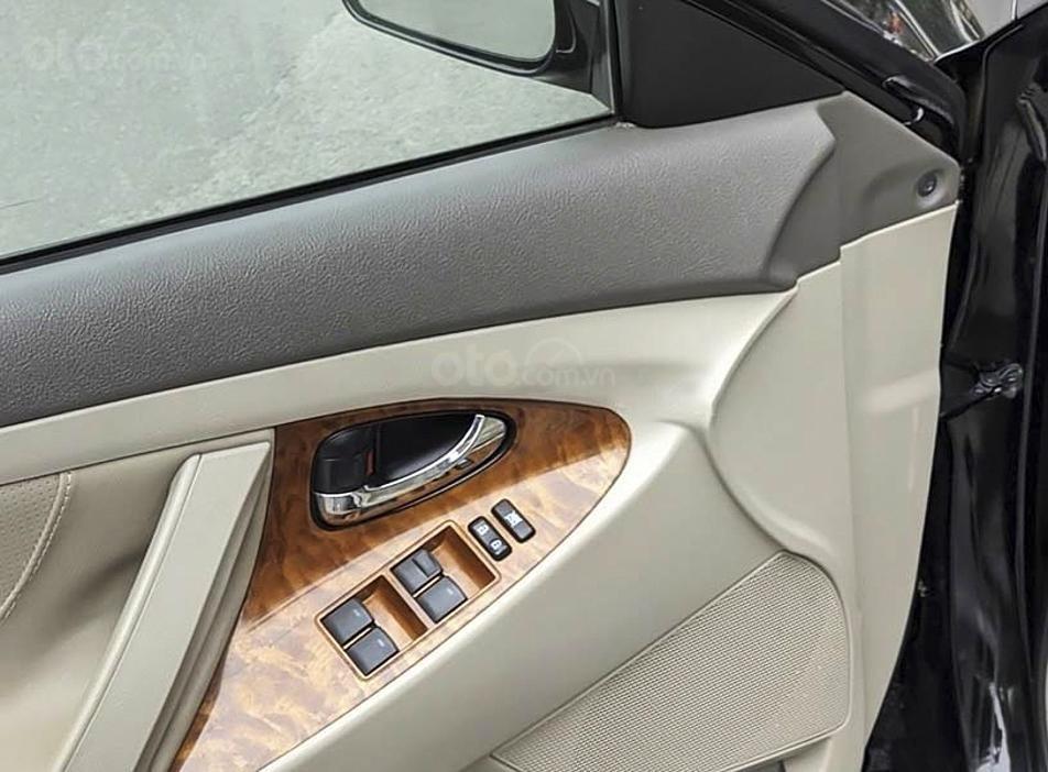 Bán xe Toyota Camry năm 2011, màu đen, nhập khẩu nguyên chiếc còn mới, 825tr (5)