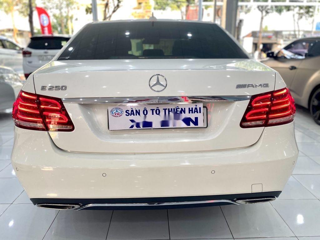 Cần bán gấp Mercedes E 200 đời 2015, màu trắng (3)