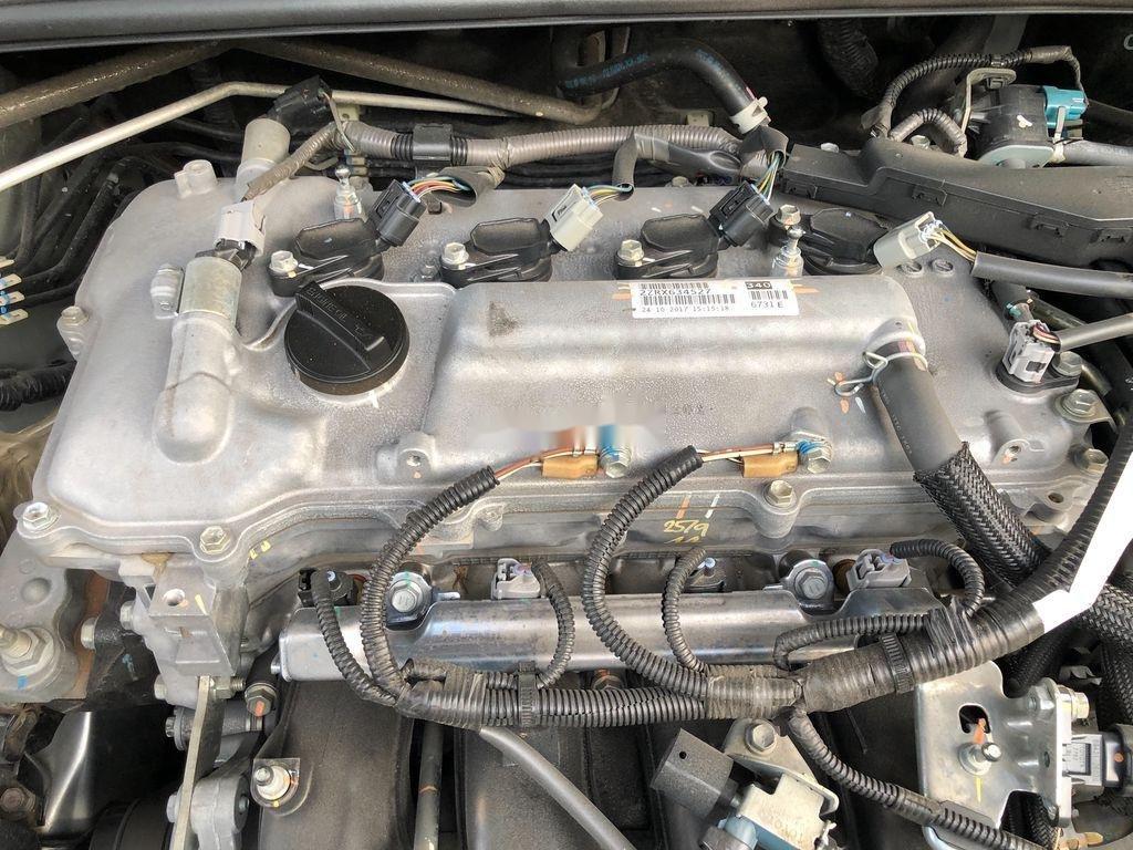 Bán Toyota Corolla Altis đời 2017, màu bạc (8)