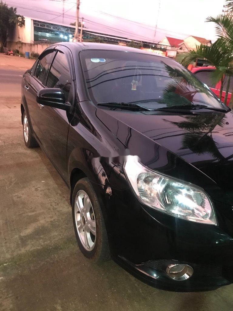 Bán Chevrolet Aveo năm sản xuất 2016, màu đen (1)