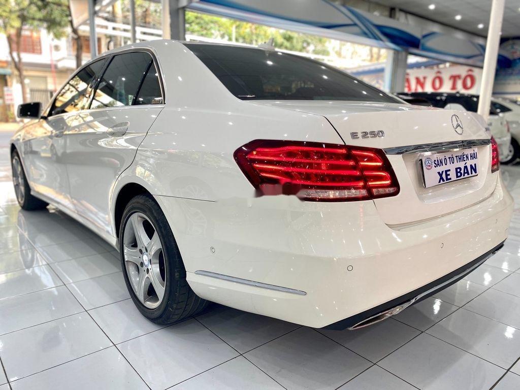 Cần bán gấp Mercedes E 200 đời 2015, màu trắng (4)