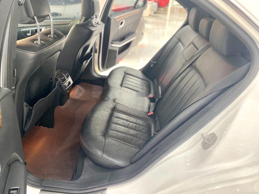 Cần bán gấp Mercedes E 200 đời 2015, màu trắng (8)