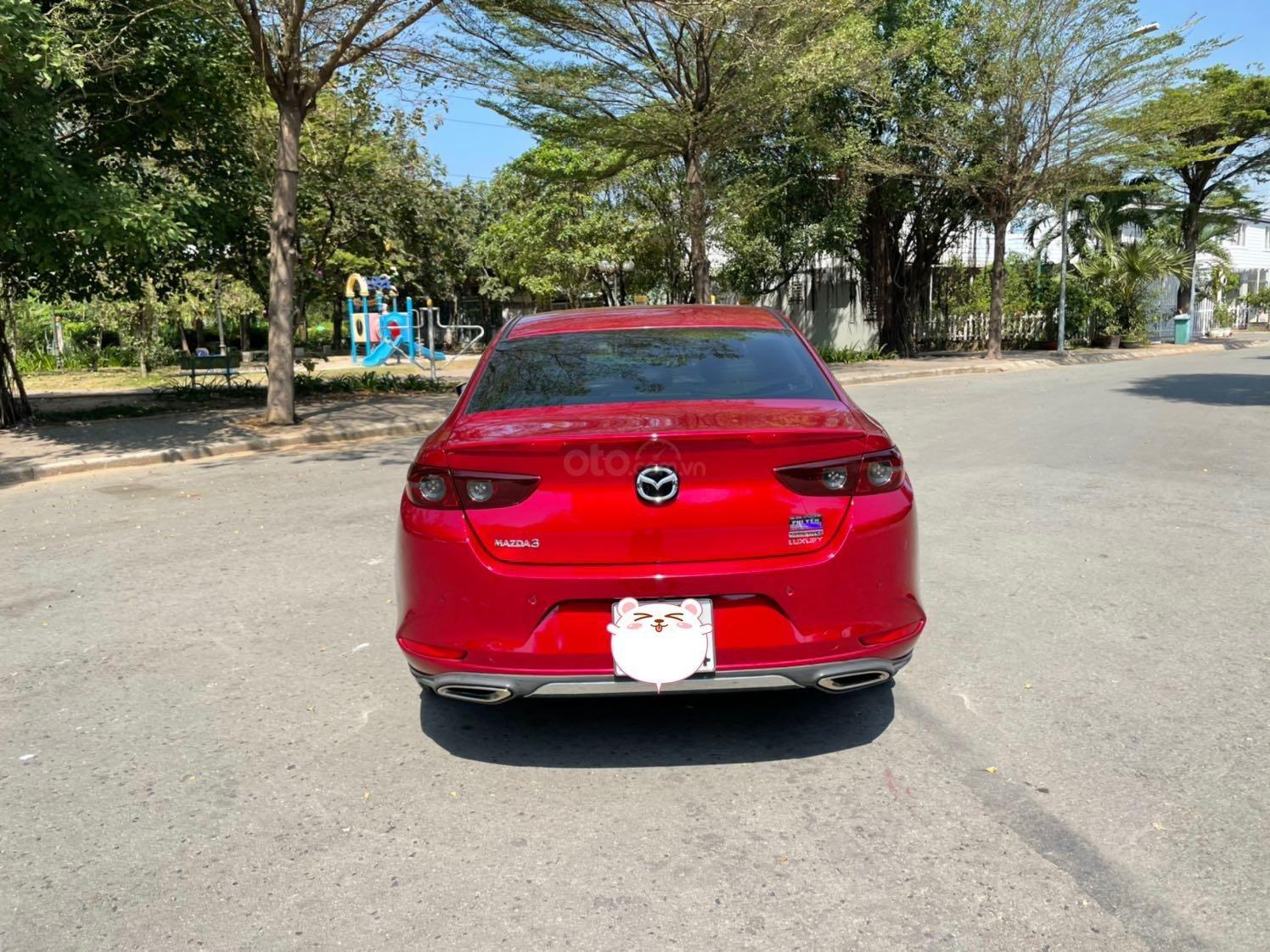 Bán ô tô Mazda 3 đời 2020, màu đỏ còn mới giá tốt 722 triệu đồng (6)