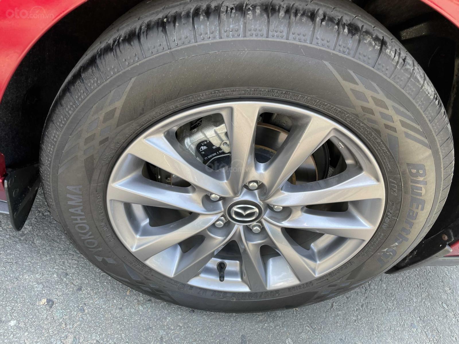Bán ô tô Mazda 3 đời 2020, màu đỏ còn mới giá tốt 722 triệu đồng (14)