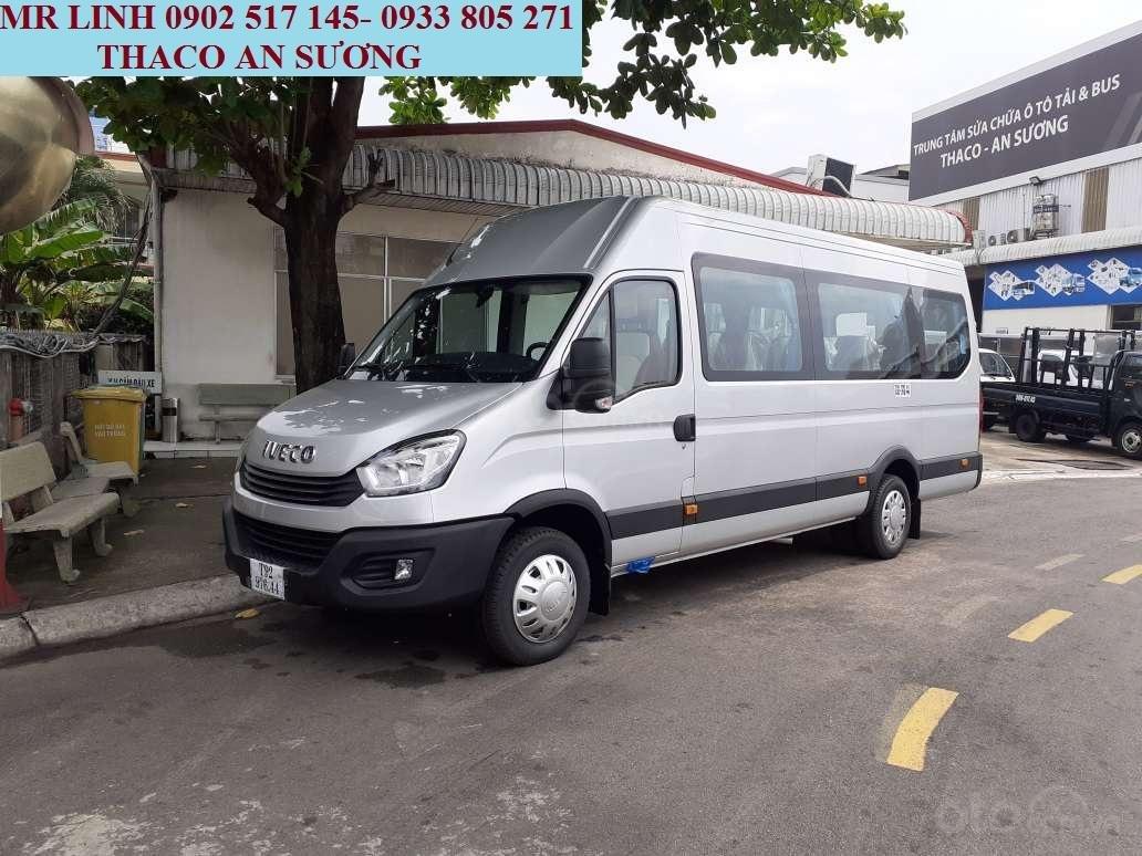 Mini Bus Iveco Daily- xe Iveco 16 chỗ bầu hơi (1)