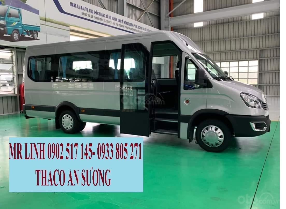 Mini Bus Iveco Daily- xe Iveco 16 chỗ bầu hơi (3)