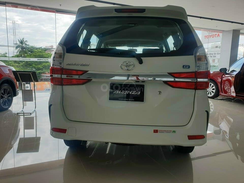 Toyota Avanza 2020 1.5AT giao ngay (1)