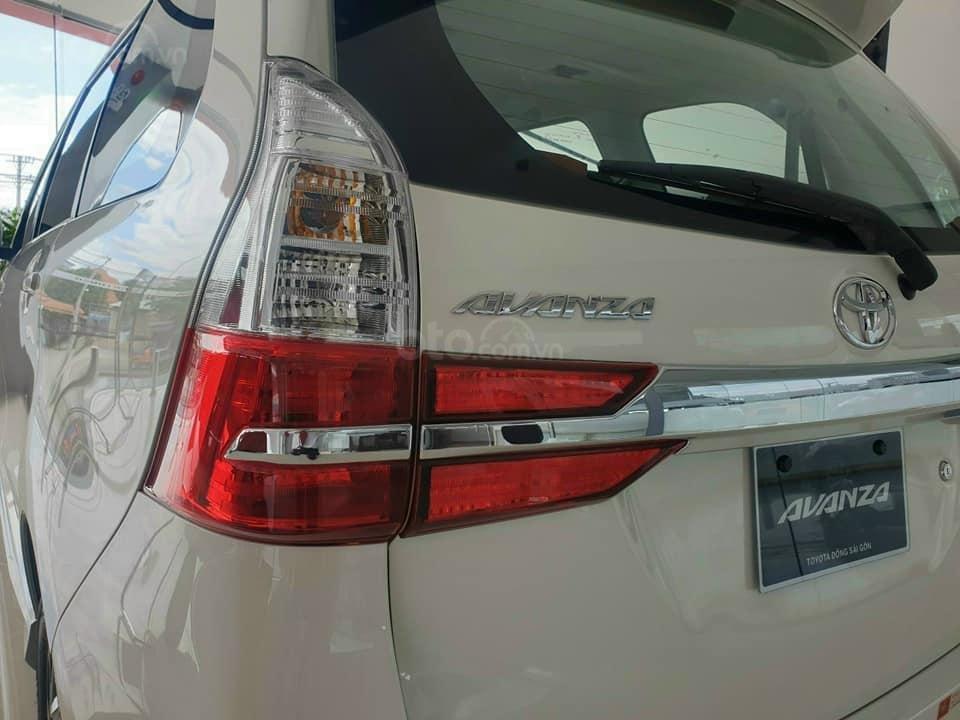 Toyota Avanza 2020 1.5AT giao ngay (2)
