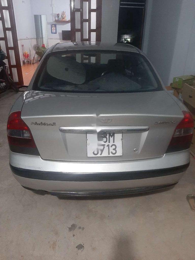 Cần bán Daewoo Nubira sản xuất 2000, màu bạc, xe nhập còn mới (4)