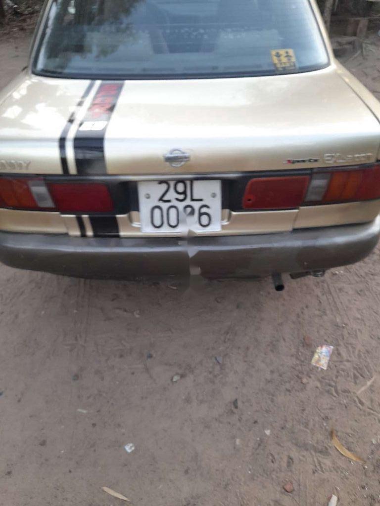 Bán Nissan Sunny năm 1992, xe nhập còn mới, 35tr (2)