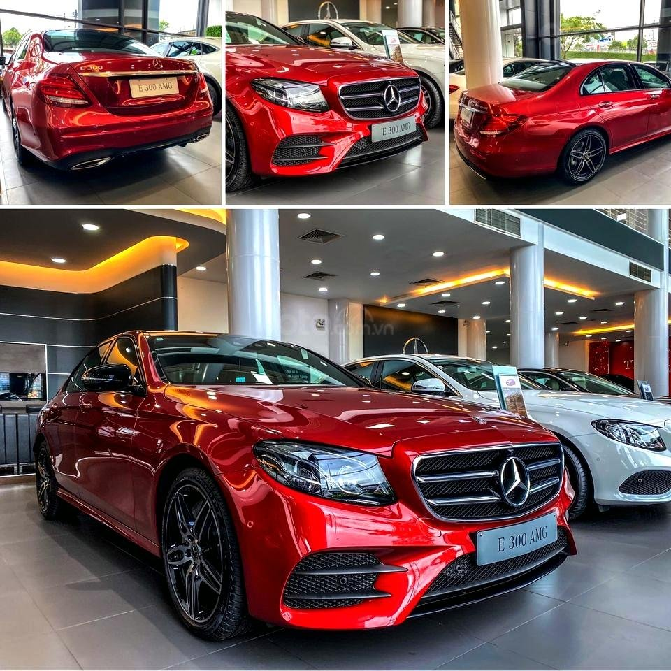 Mercedes-Benz E300 AMG sang trọng - đẳng cấp, giảm giá tiền mặt 150.000.000, có sẵn giao ngay (2)