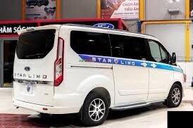 Ford Tourneo Limousine phiên bản giới hạn (4)