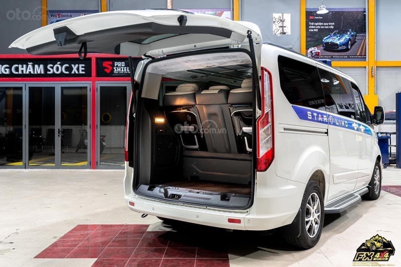 Ford Tourneo Limousine phiên bản giới hạn (14)
