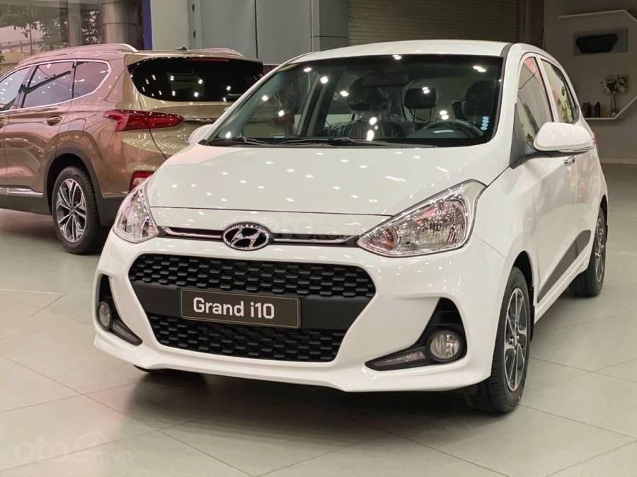 Hyundai Grand i10 giá tốt nhất, xe đủ màu đủ phiên bản giao ngay trước tết (1)