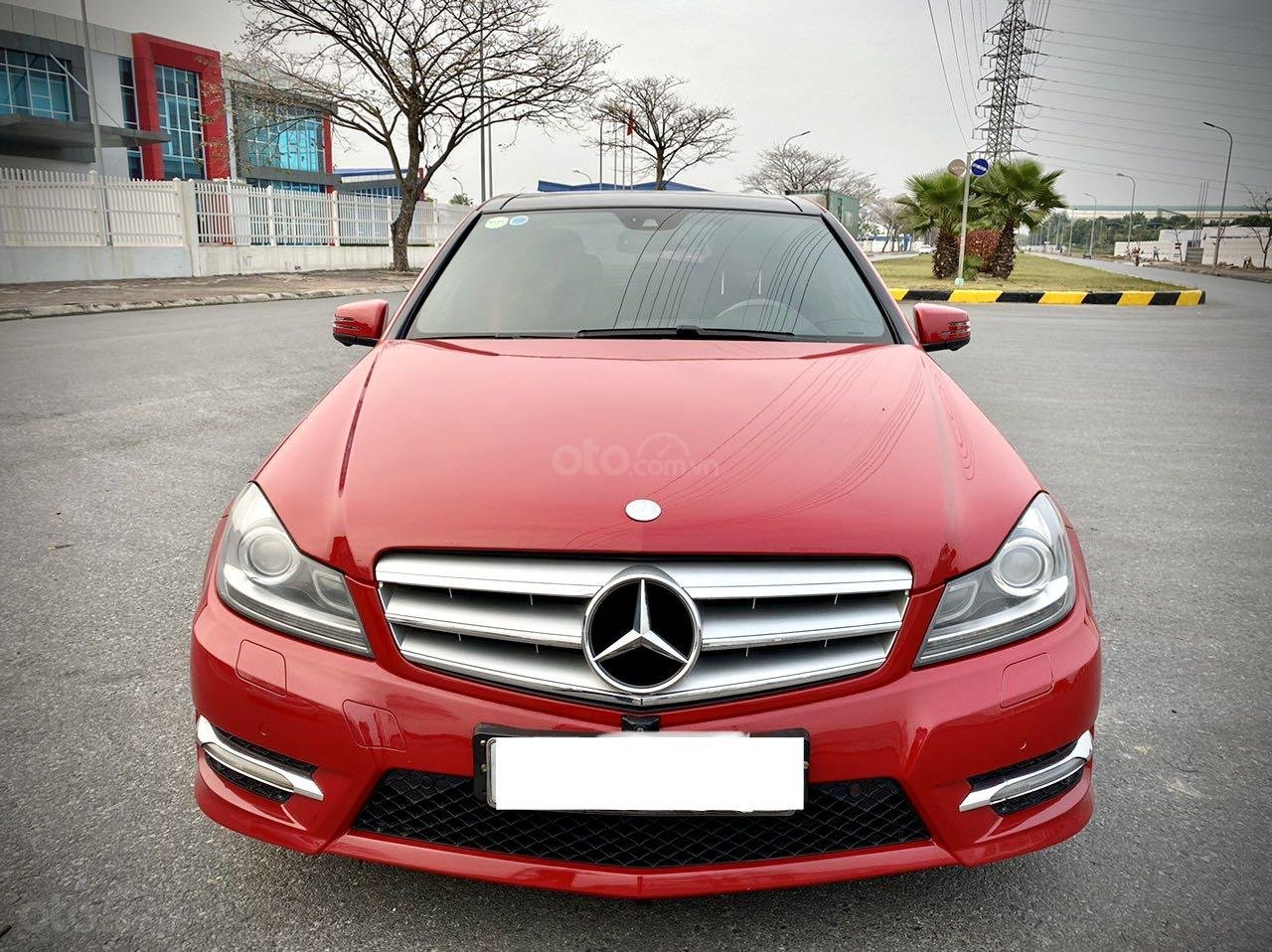 Mercedes-benz C300 AMG Plus Model 2014 cực mới. (1)