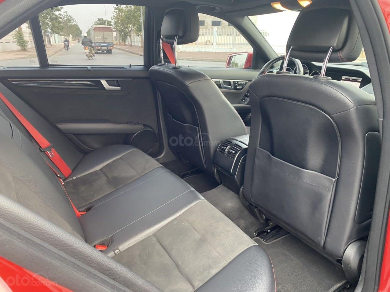 Mercedes-benz C300 AMG Plus Model 2014 cực mới. (7)