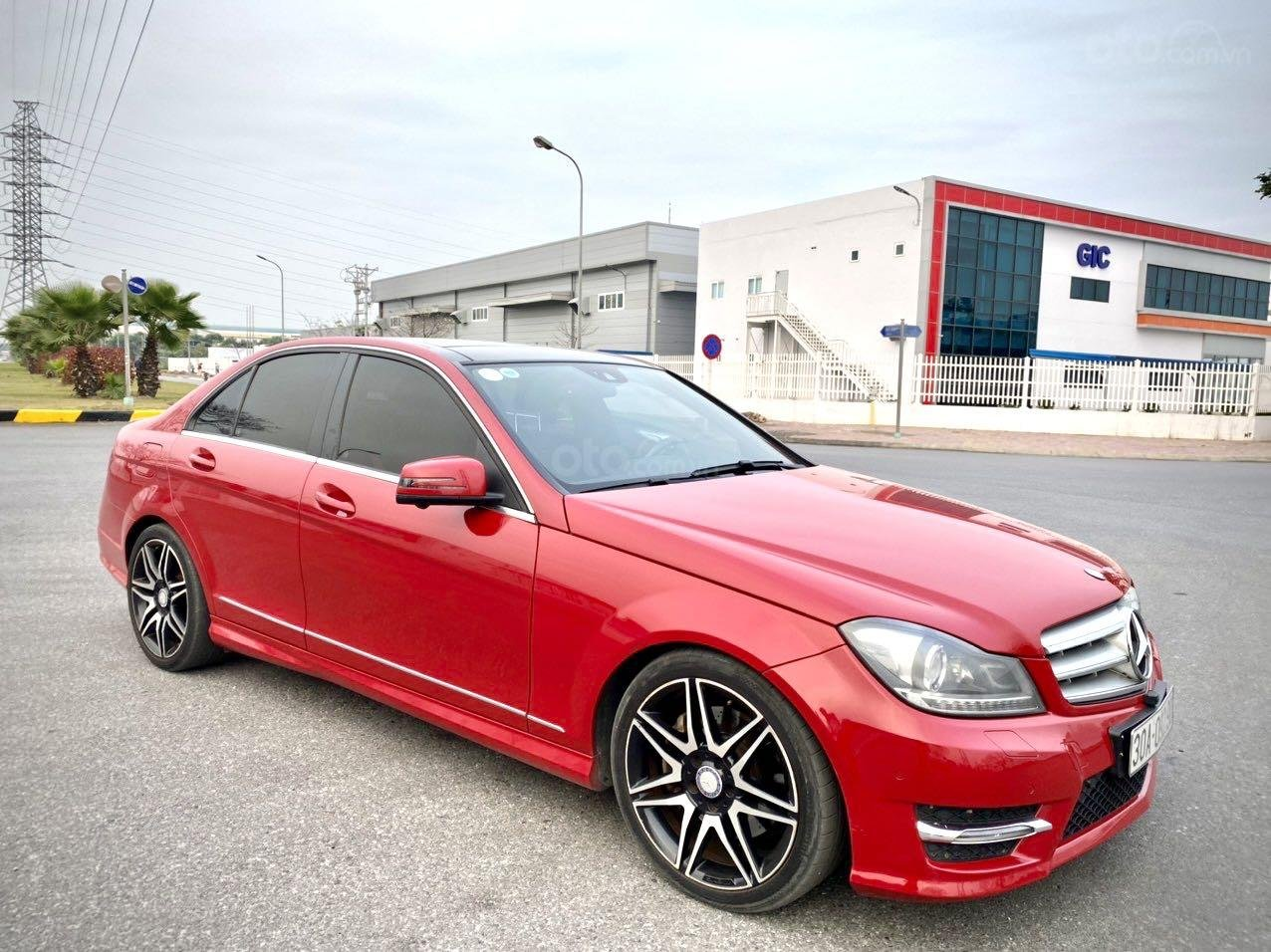 Mercedes-benz C300 AMG Plus Model 2014 cực mới. (3)