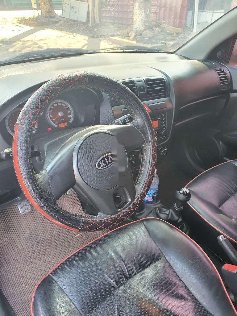 Cần bán xe Kia Morning đời 2011, màu bạc (5)
