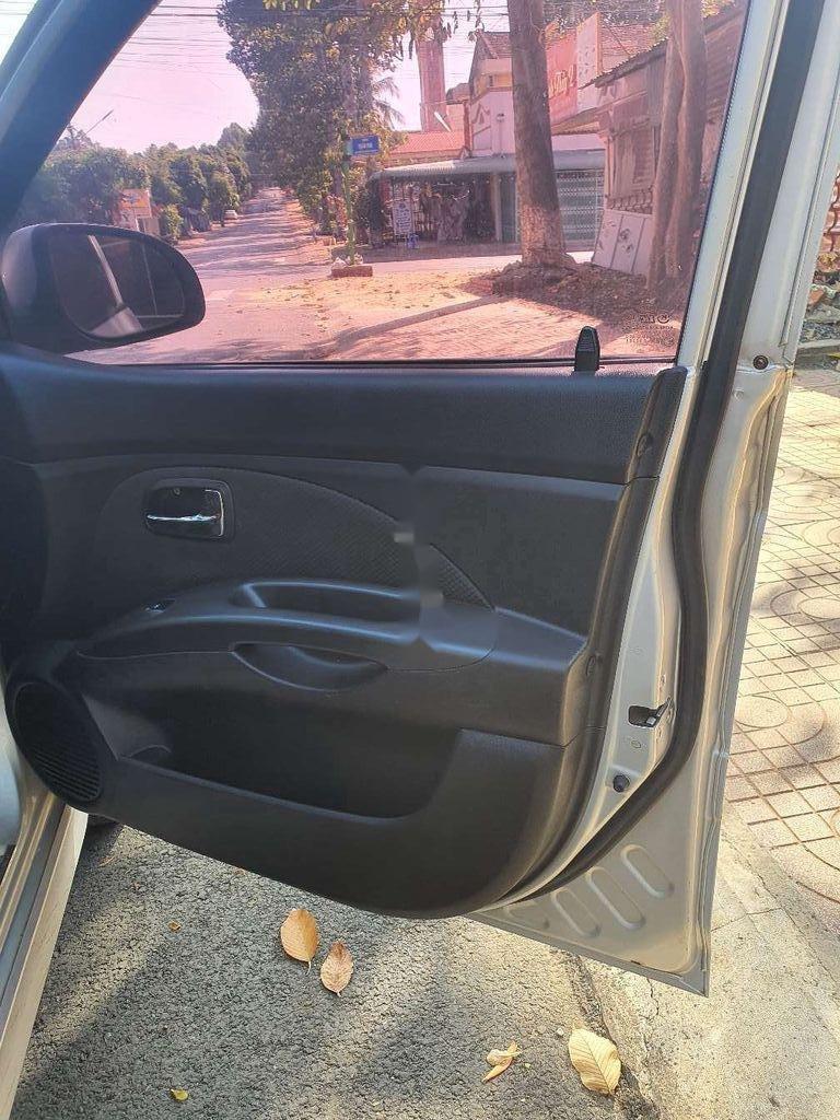 Cần bán xe Kia Morning đời 2011, màu bạc (8)
