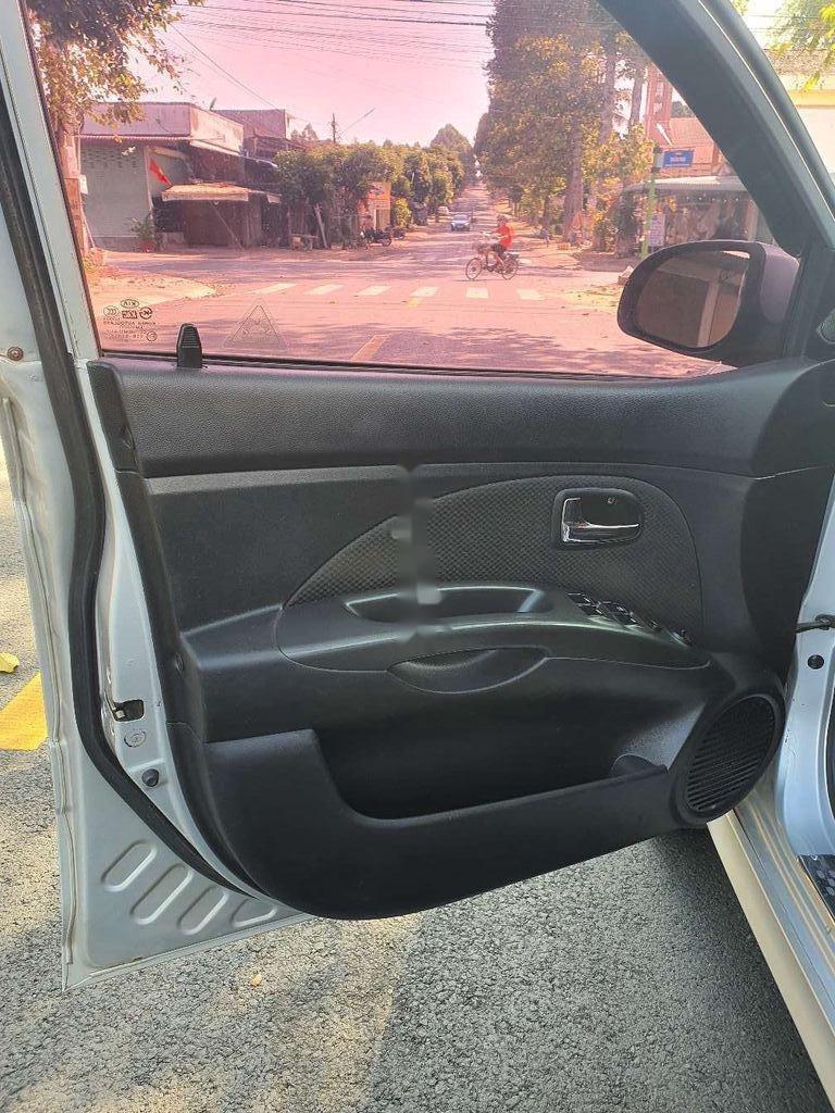 Cần bán xe Kia Morning đời 2011, màu bạc (7)