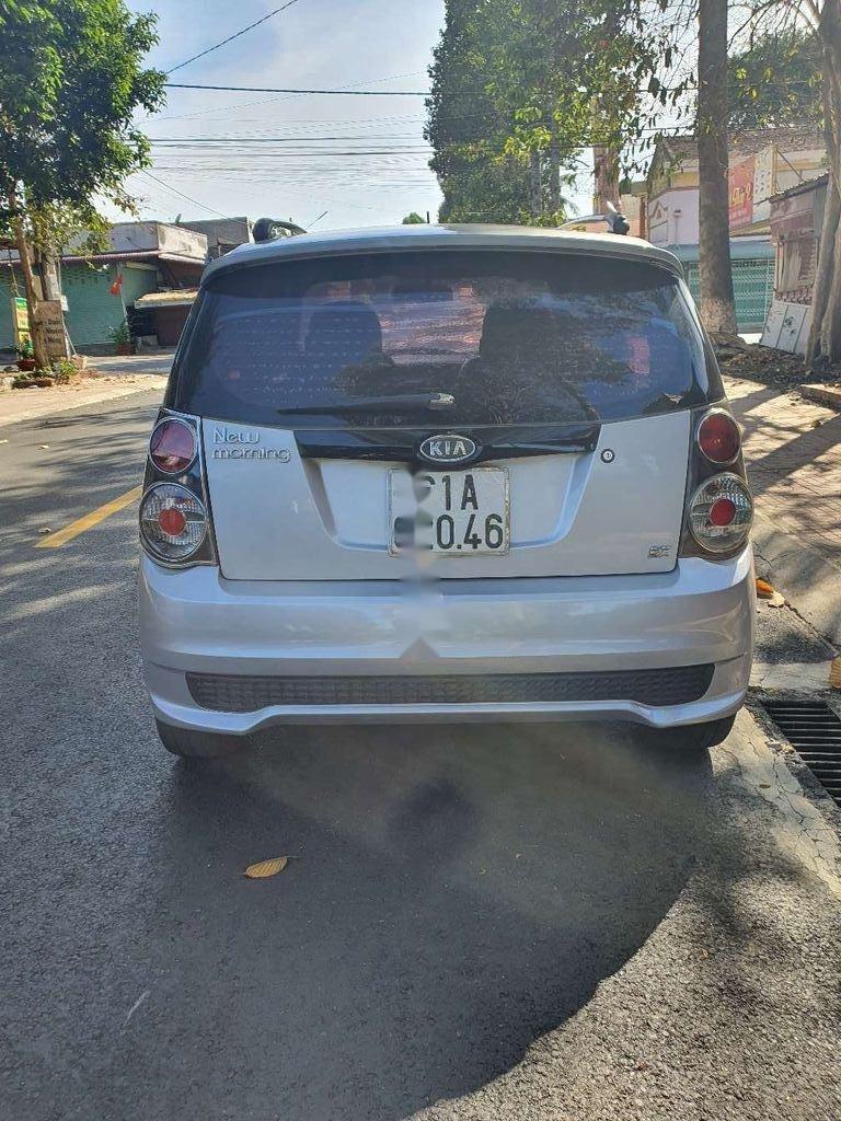 Cần bán xe Kia Morning đời 2011, màu bạc (3)