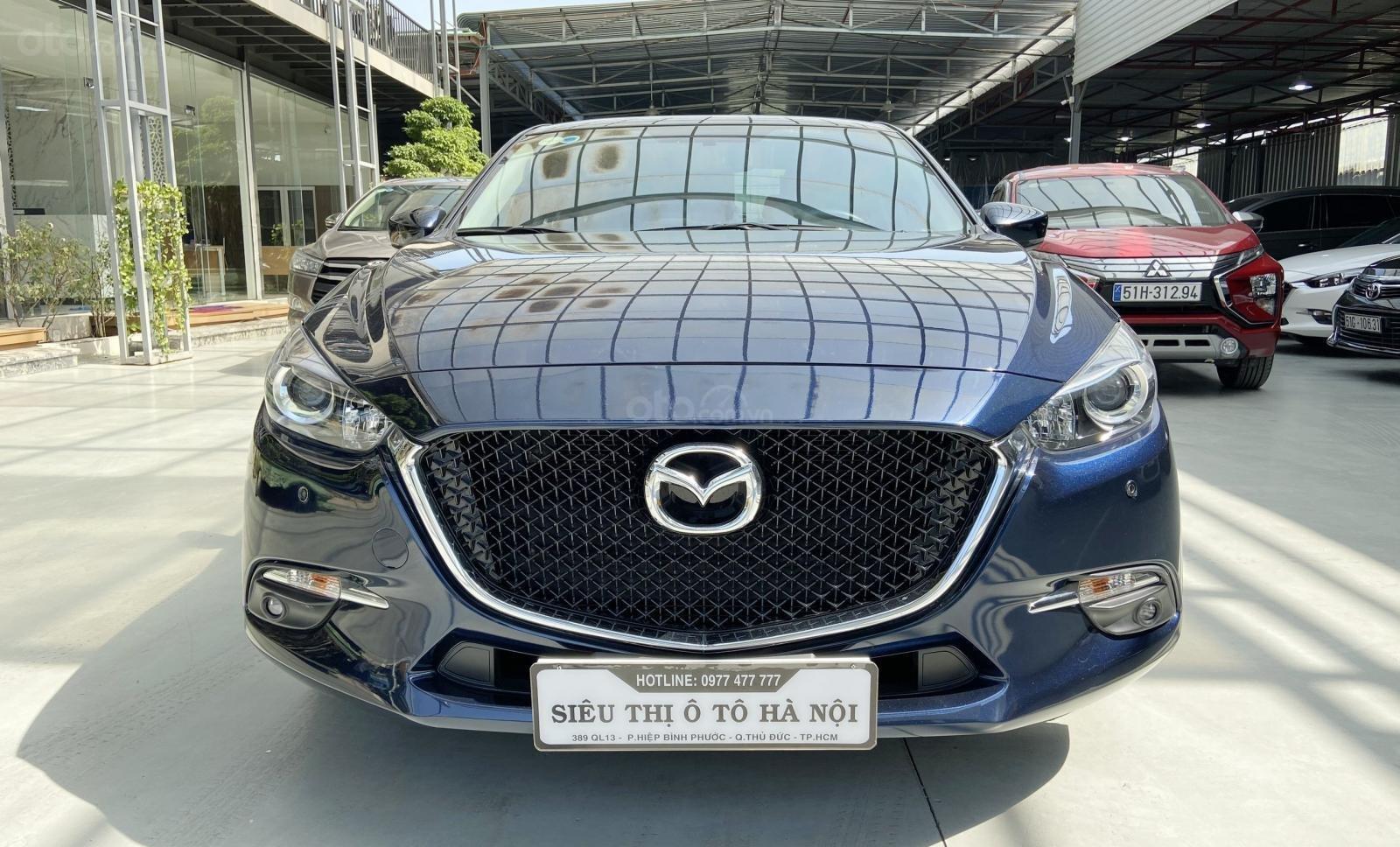Bán Mazda 3 1.5AT 2019 có ghế điện, xe gia đình mới đi 7.000 km, zin nguyên bản 100%, như xe hãng (2)