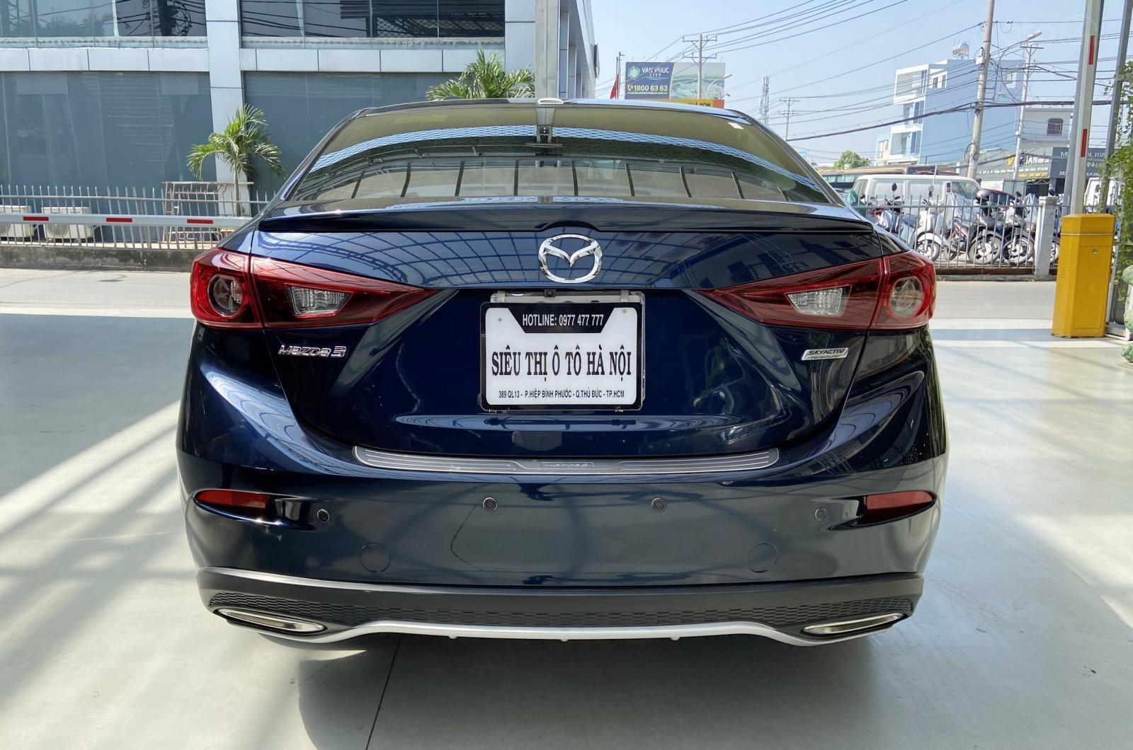 Bán Mazda 3 1.5AT 2019 có ghế điện, xe gia đình mới đi 7.000 km, zin nguyên bản 100%, như xe hãng (4)