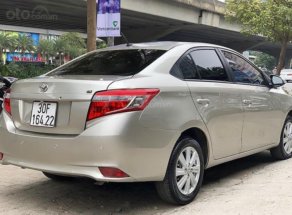 Cần bán xe Toyota Vios sản xuất năm 2018 chính chủ, giá 463tr (5)