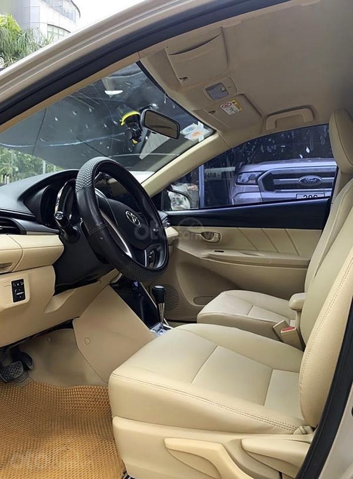Cần bán xe Toyota Vios sản xuất năm 2018 chính chủ, giá 463tr (4)