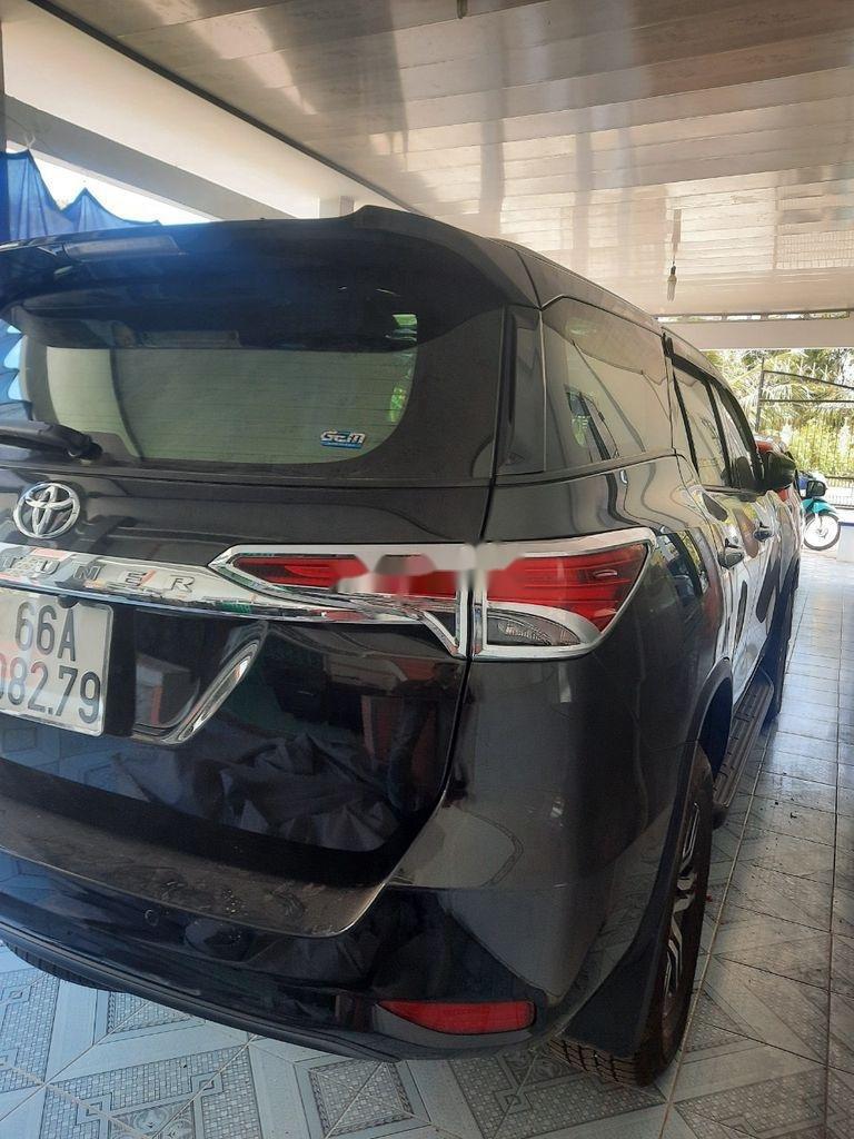 Bán xe Toyota Fortuner năm 2018, màu đen, nhập khẩu, giá tốt (3)