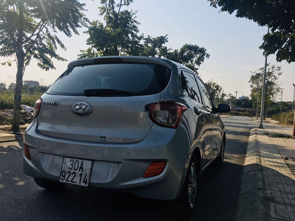 Cần bán lại xe Hyundai Grand i10 sản xuất 2015, xe nhập (4)