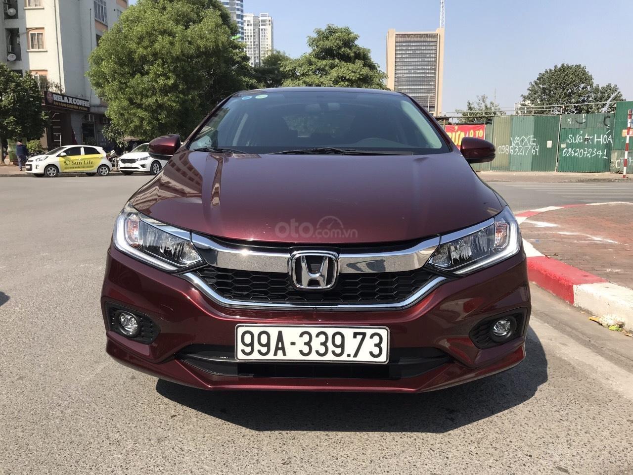 Bán gấp với giá ưu đãi chiếc Honda City Top 1.5 AT 2019 (11)