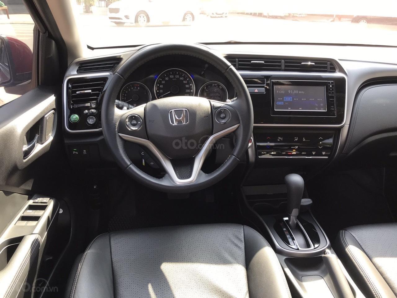 Bán gấp với giá ưu đãi chiếc Honda City Top 1.5 AT 2019 (9)
