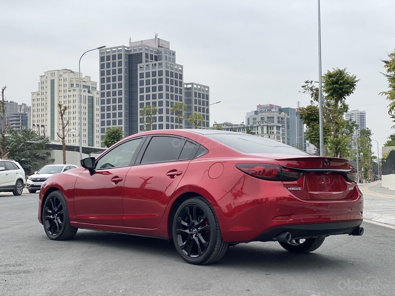 Bán nhanh chiếc Mazda 6 2.5AT 2015 chủ đi cực giữ gìn (4)