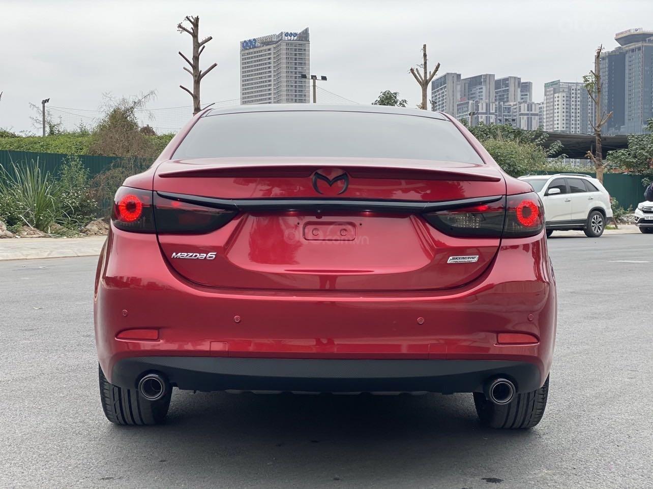 Bán nhanh chiếc Mazda 6 2.5AT 2015 chủ đi cực giữ gìn (6)