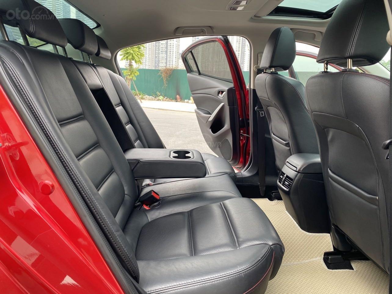 Bán nhanh chiếc Mazda 6 2.5AT 2015 chủ đi cực giữ gìn (8)