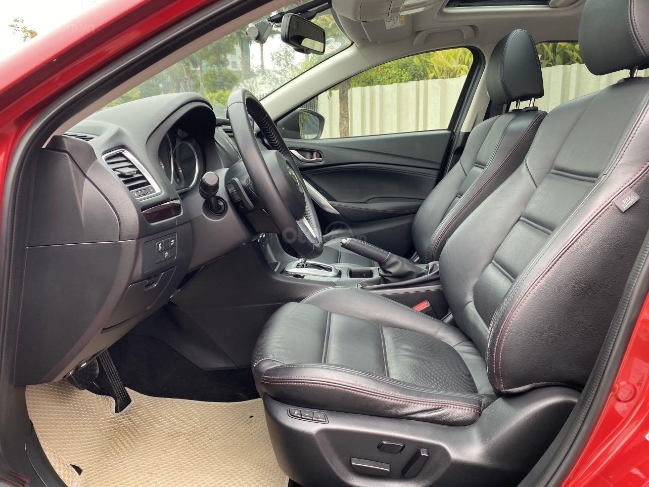 Bán nhanh chiếc Mazda 6 2.5AT 2015 chủ đi cực giữ gìn (7)