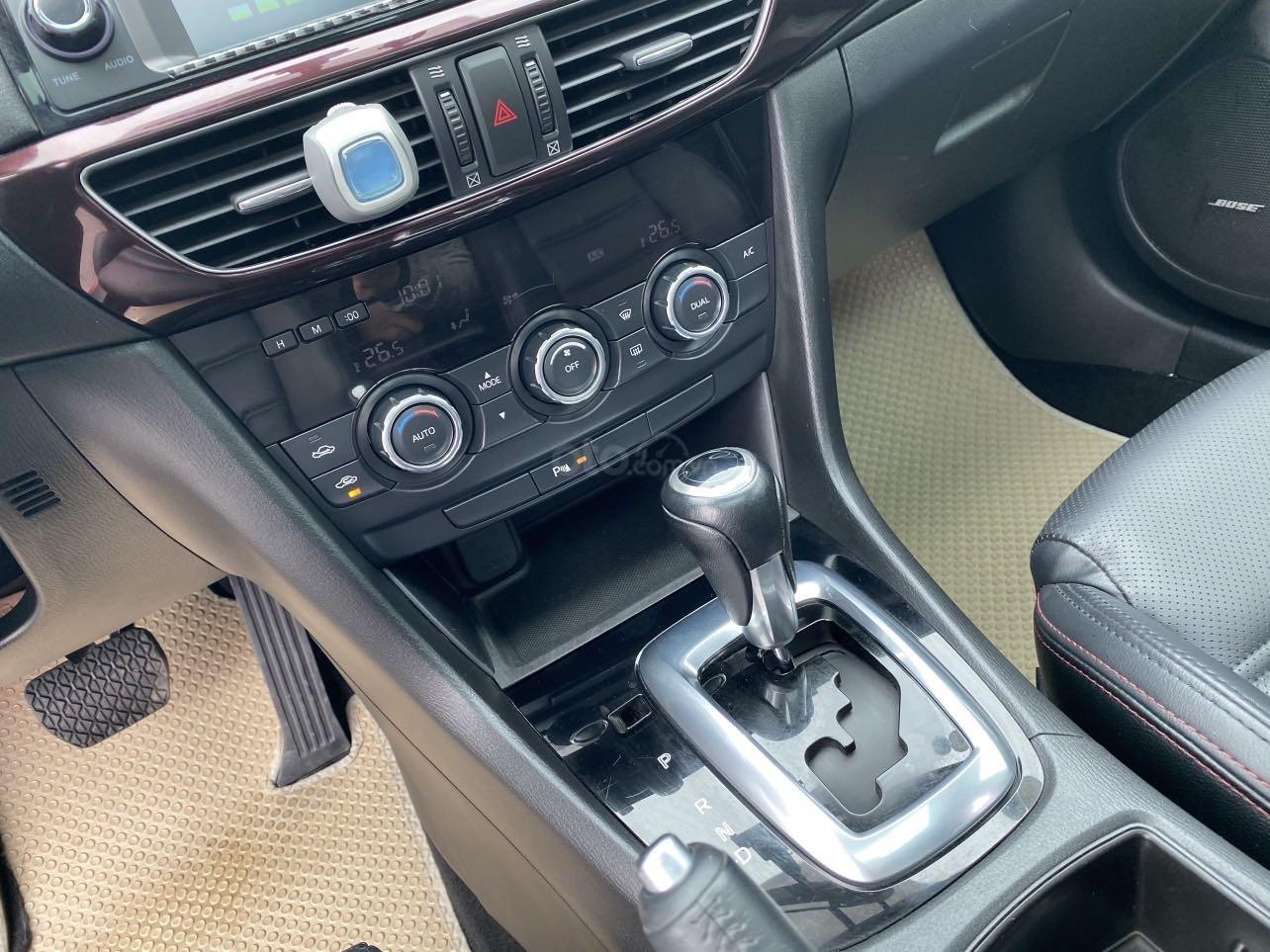 Bán nhanh chiếc Mazda 6 2.5AT 2015 chủ đi cực giữ gìn (11)