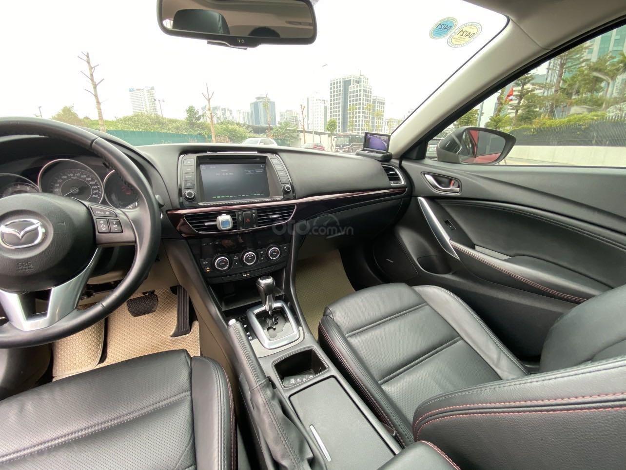 Bán nhanh chiếc Mazda 6 2.5AT 2015 chủ đi cực giữ gìn (12)