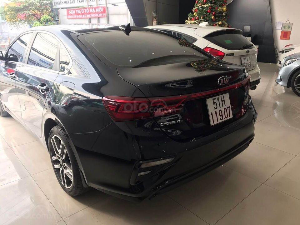 Bán ô tô Kia Cerato 2.0 đời 2019, màu đen (3)
