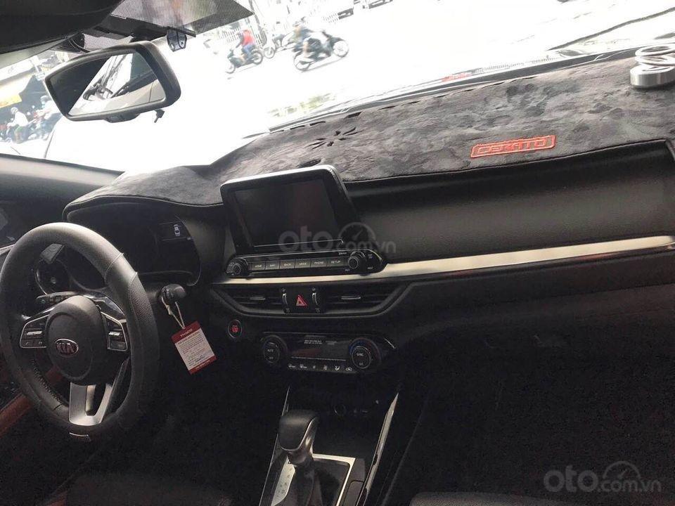 Bán ô tô Kia Cerato 2.0 đời 2019, màu đen (4)