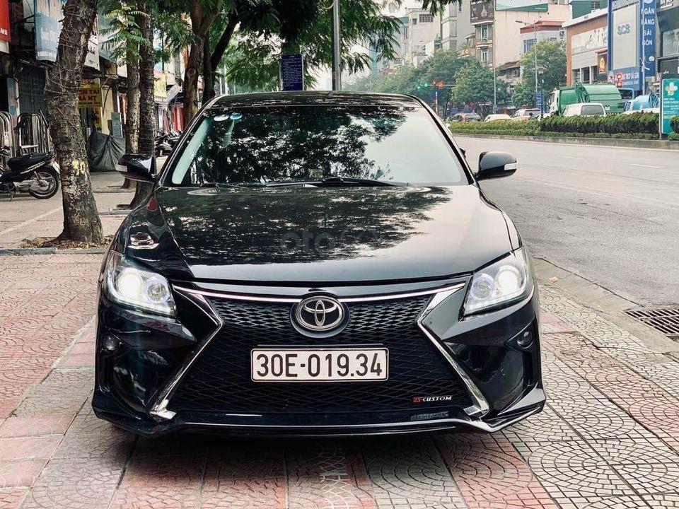 Bán Toyota Camry năm sản xuất 2011, màu đen, nhập khẩu (2)