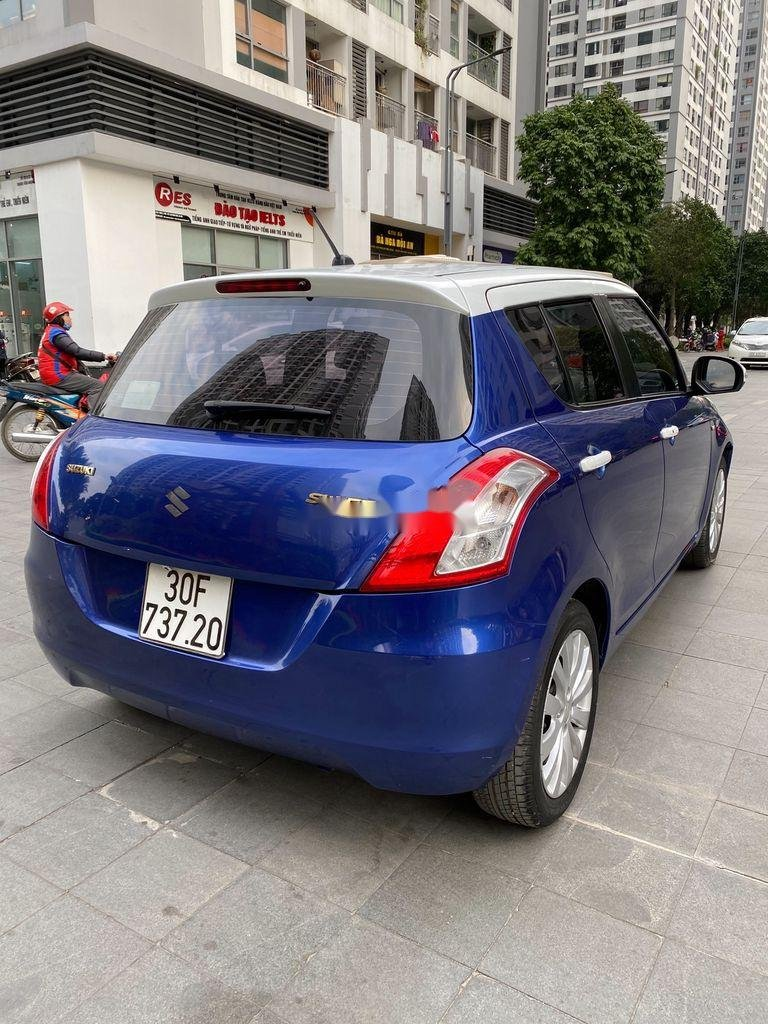 Cần bán lại xe Suzuki Swift năm sản xuất 2015, giá chỉ 382 triệu (7)