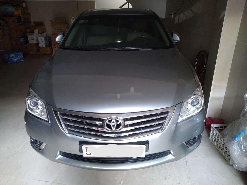 Bán Toyota Camry năm 2010, màu bạc (1)