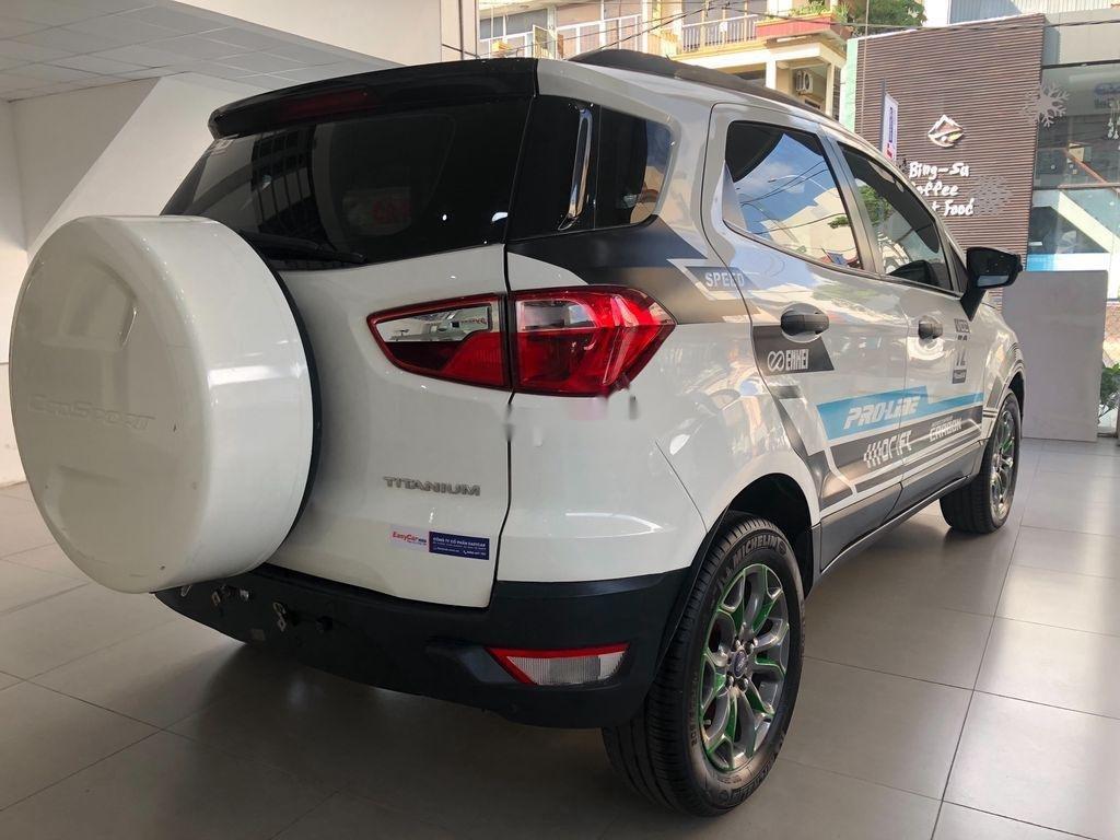 Bán xe Ford EcoSport sản xuất 2014, giá ưu đãi động cơ ổn định  (4)
