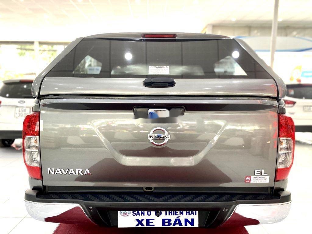 Cần bán lại xe Nissan Navara EL năm sản xuất 2017, nhập khẩu nguyên chiếc (4)