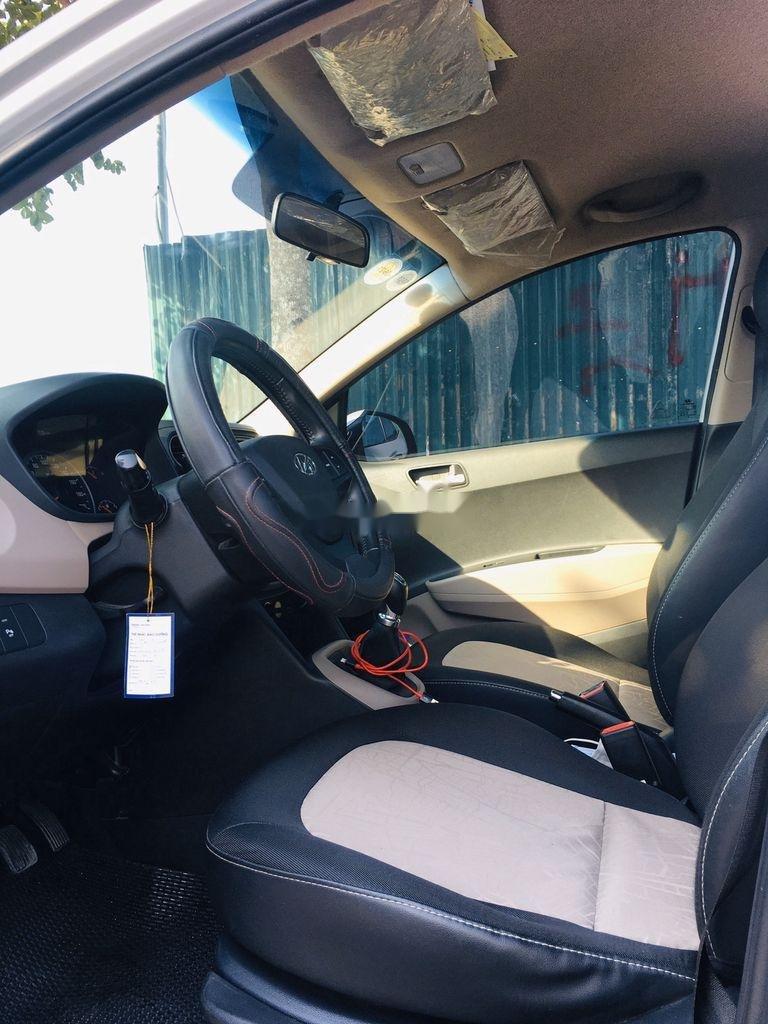 Cần bán lại xe Hyundai Grand i10 sản xuất 2015, xe nhập (8)