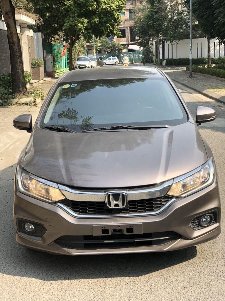 Bán Honda City CVT năm 2018, giá ưu đãi, xe còn mới (1)