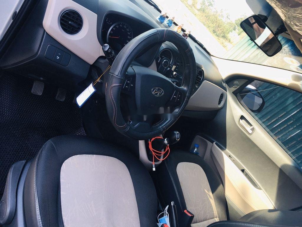 Cần bán lại xe Hyundai Grand i10 sản xuất 2015, xe nhập (7)