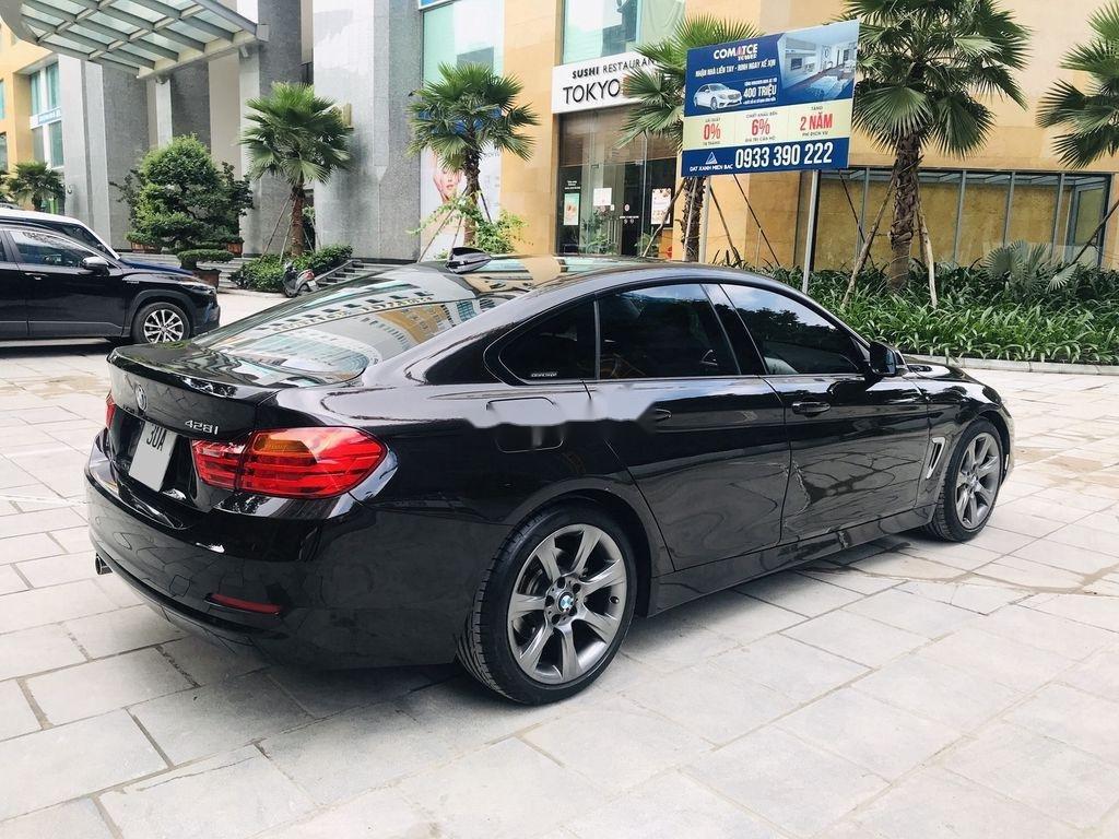 Cần bán xe BMW 428i Gran sản xuất năm 2014, màu đen (12)